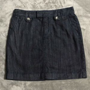 Banana Republic Jean Skirt!